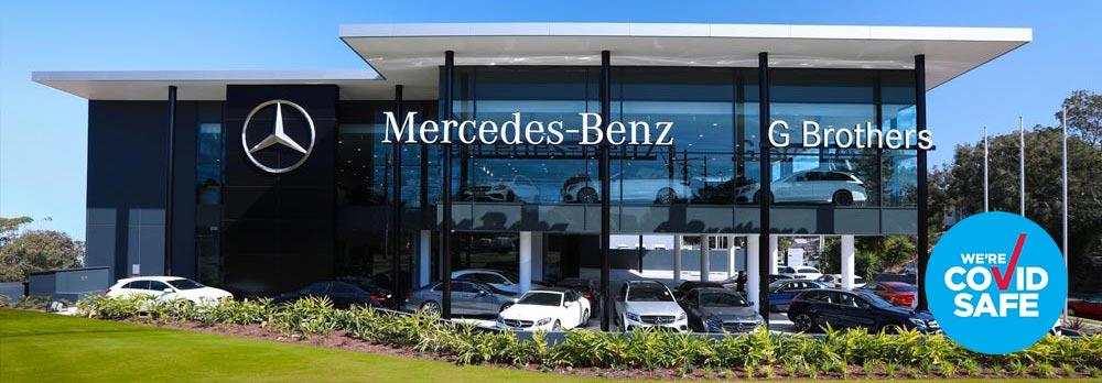 G Brothers Mercedes-Benz Online Showroom